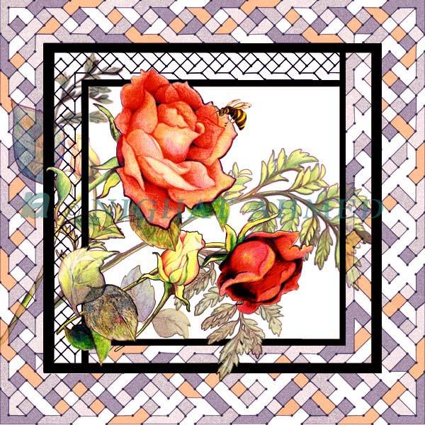 peach-roses-w-pattern